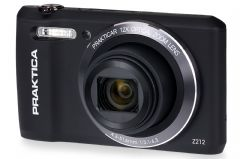 PRAKTICA Luxmedia Z212 Camera Black 20MP 12x Optical Zoom , WiFi